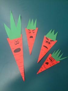 Creepy Carrots!