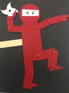 Ninja Puppet2