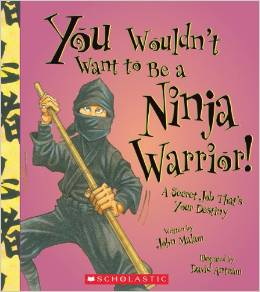 You Wouldn't Want to be a Ninja Warrior